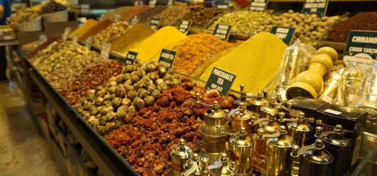 I colori della turchia