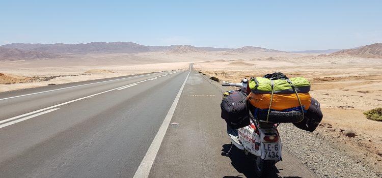 Il desertico Cile