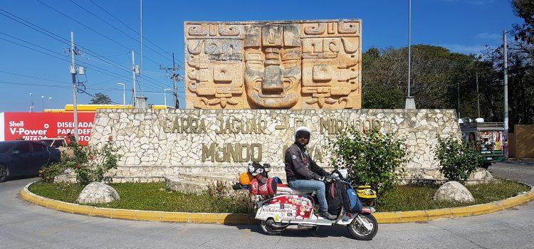 Un passaggio veloce in centro America