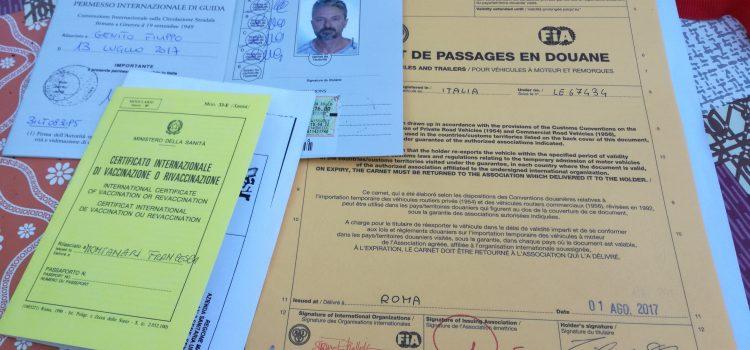 documenti vari